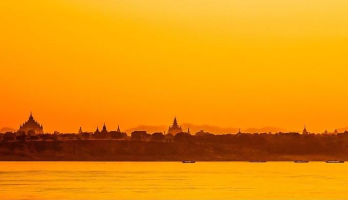 L'essentiel de la Birmanie