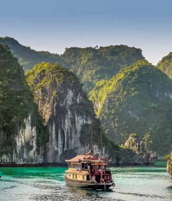 Estampe Vietnamienne et Terre Khmère