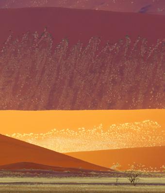 La Namibie – entre terre, mer… et désert