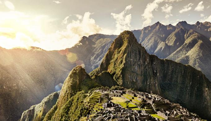 Hors du temps au pays des Incas