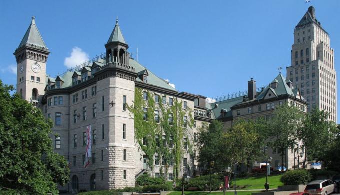 Le Québec, un vrai terrain de jeu